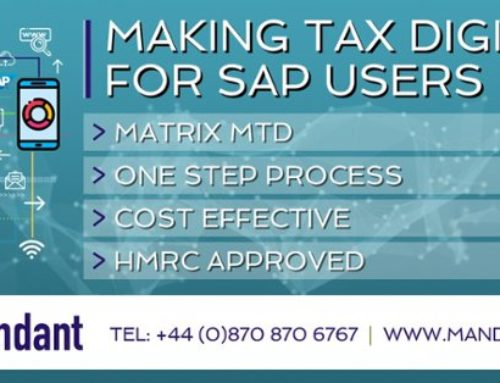 SAP MTD Making Tax Digital for SAP – the easy way. HMRC Approved.
